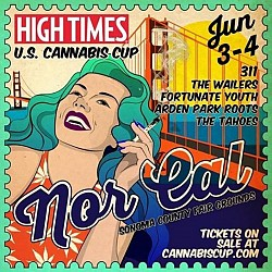 High Times US Cannabis Cup NorCal 2017