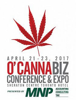 O'Cannabiz Business Conference & Expo April 2017