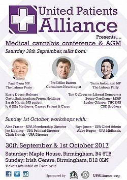United Patients Alliance Medical Cannabis Conference & AGM 2017