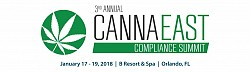 3rd CannaEast Compliance Summit 2018