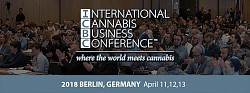 International Cannabis Business Conference 2018 ICBC Berlin
