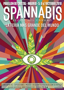 Spannabis Madrid 2018
