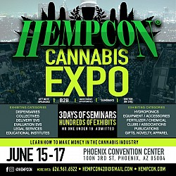 HEMPCON Cannabis Expo 2018
