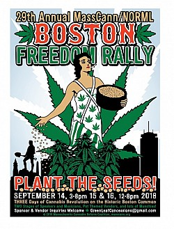 The Boston Freedom Rally