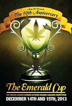 The Emerald Cup - Organic Cannabis Competition