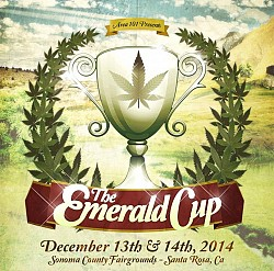 The Emerald Cup - Organic Cannabis Competition 2014